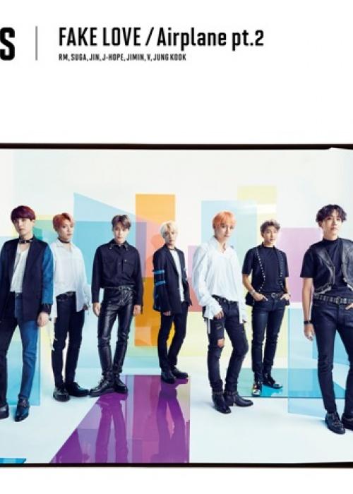 BTS - 'FAKE LOVE/Airplane pt.2'