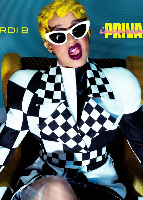 "Cardi B - ""INVASION OF PRIVACY"""