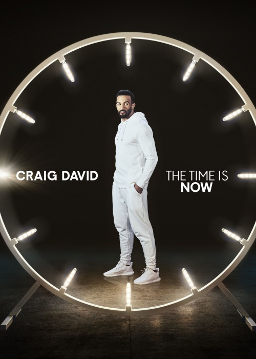 "Craig David - ""THE TIME IS NOW"""