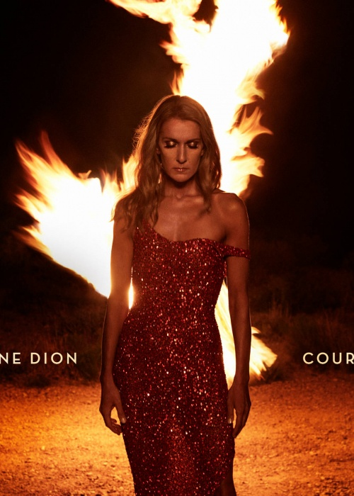 "Celine Dion -""Courage"""