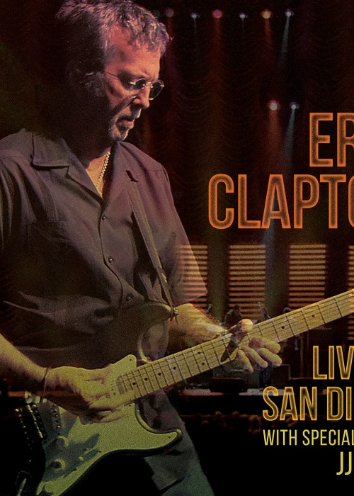 "Eric Clapton - ""Live In San Diego"" DVD"
