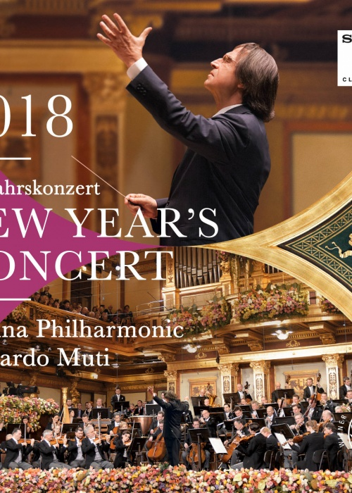 "Riccardo Muti - ""NEW YEAR'S CONCERT 2018"""