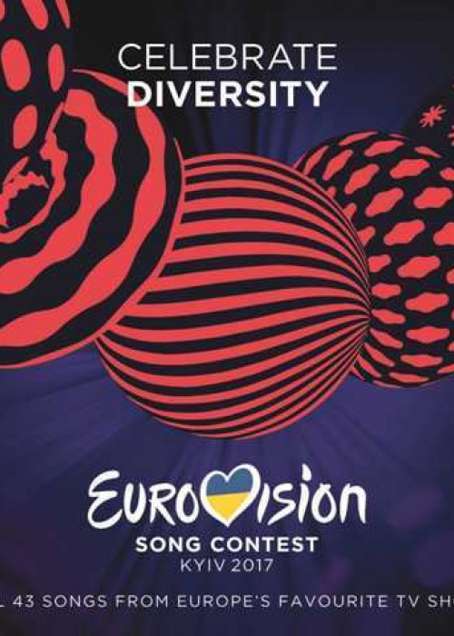 "Various artists - ""EUROVISION SONG CONTEST 2017"""