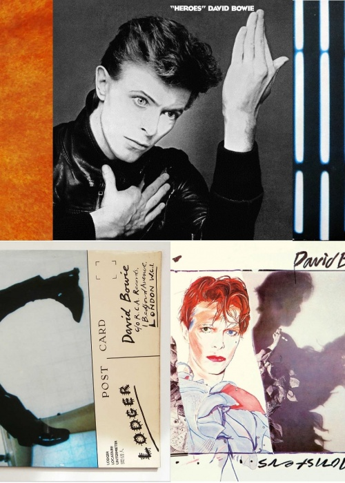 "David Bowie - ""Low"", ""Heroes"", ""Stage"" (2017), ""Lodger"" и ""Scary Monsters (And Super Creeps)"""