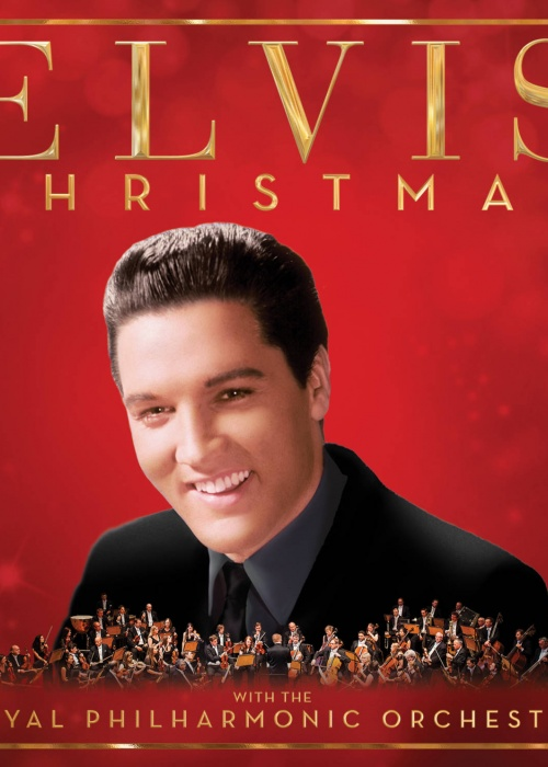 """CHRISTMAS WITH ELVIS AND THE ROYAL  PHILHARMONIC ORCHESTRA"""