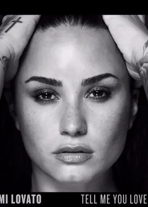 "Demi Lovato – ""Tell Me You Love Me"""