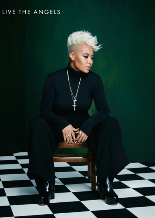 Emeli Sande-Long Love The Angels