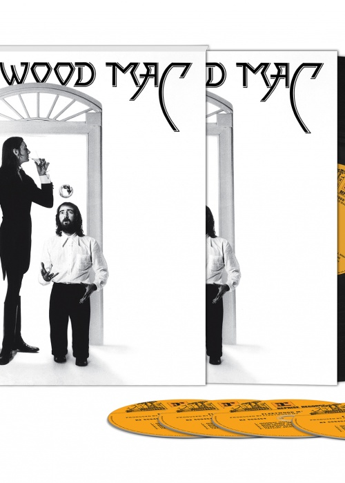"FLEETWOOD MAC - ""FLEETWOOD MAC: DELUXE EDITION"""