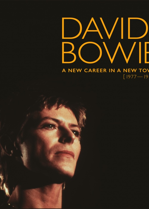 David Bowie - 'A NEW CAREER IN A NEW TOWN (1977 – 1982)'