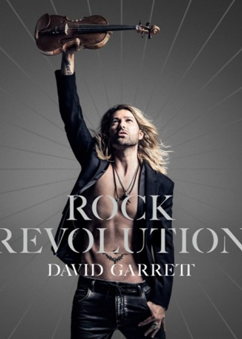 DAVID GARRETT - 'ROCK REVOLUTION'