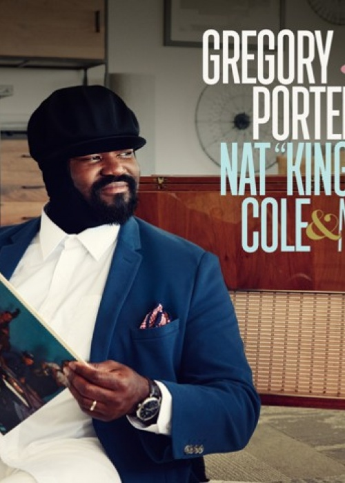 "GREGORY PORTER - ""NAT KING COLE & ME"""