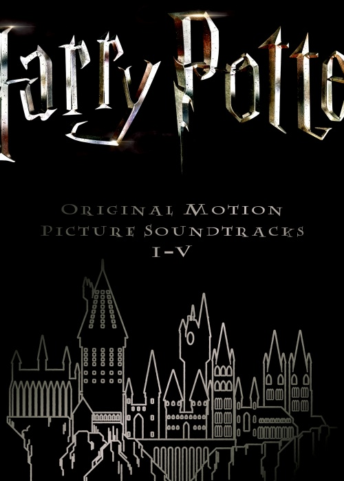 """Harry Potter: Original Motion Picture Soundtracks I-V"""