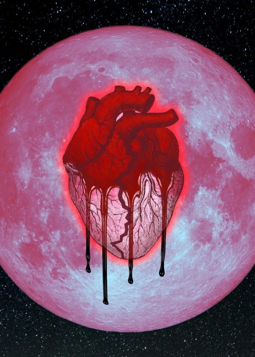 Chris Brown - Heartbreak on a Full Moon""