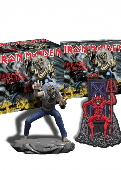 Iron Maiden - The Studio Collection – Remasterded