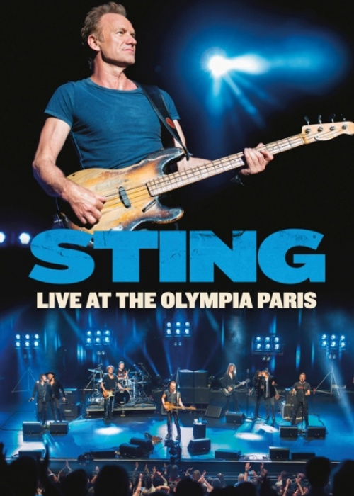 STING - 'LIVE AT THE OLYMPIA PARIS'