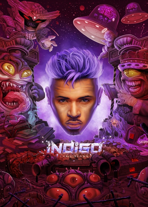 "Chris Brown - ""Indigo"""