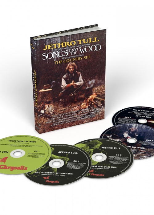 "Jethro Tull - ""Songs From The Wood""(reissued)"