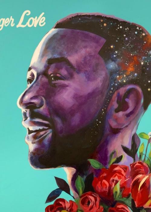 "John Legend - ""BIGGER LOVE"""