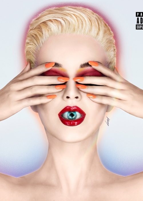 "Katy Perry - ""Witness"""