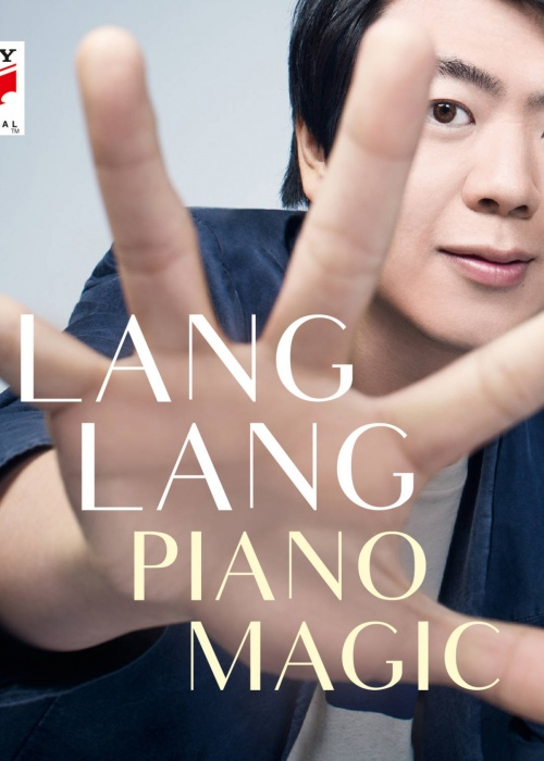 "Lang Lang - ""Piano Magic"""