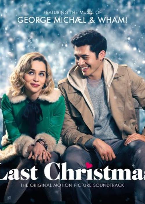 """""""Last Christmas OST"""" tracklist"""