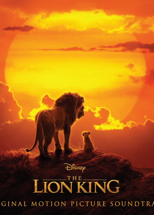 """The Lion King"" – Original Motion Picture Soundtrack"