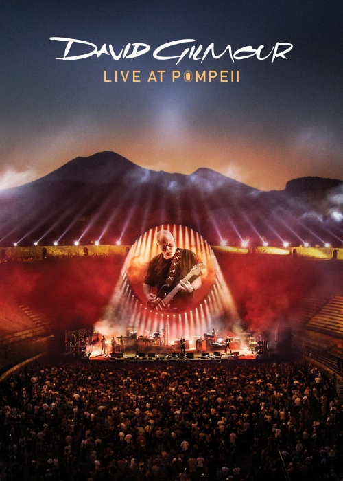 "David Gilmour - ""David Gilmour Live at Pompeii"""