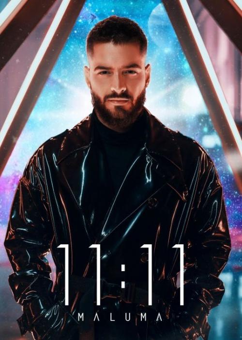 """Maluma - """"11:11"""""""