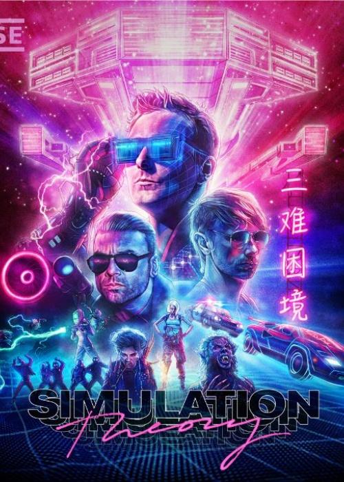 """Muse - """"Simulation Theory"""""""