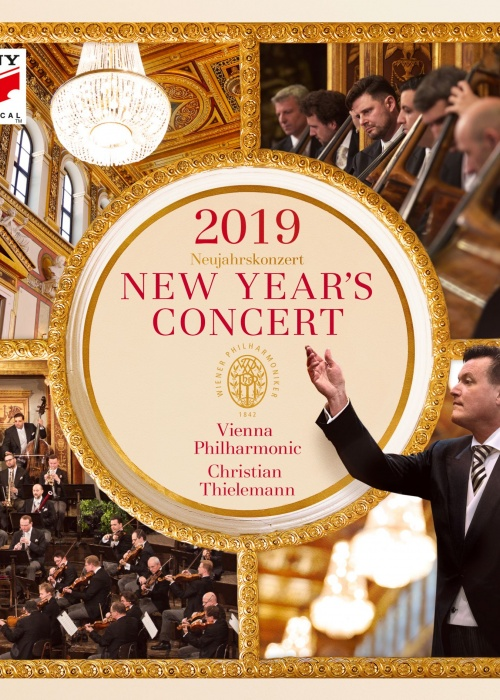 Christian Thielemann & Wiener Philharmoniker New Year's Concert 2019
