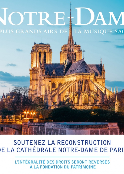 "Various Artists -""Notre-Dame"""