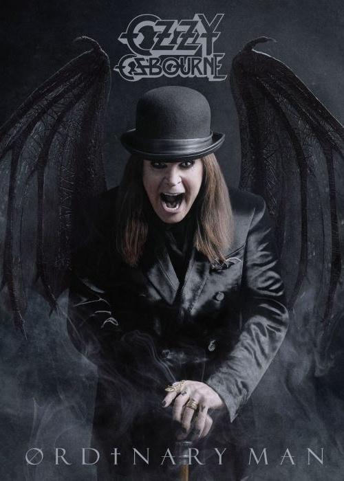 "Ozzy Osbourne - ""ORDINARY MAN"""