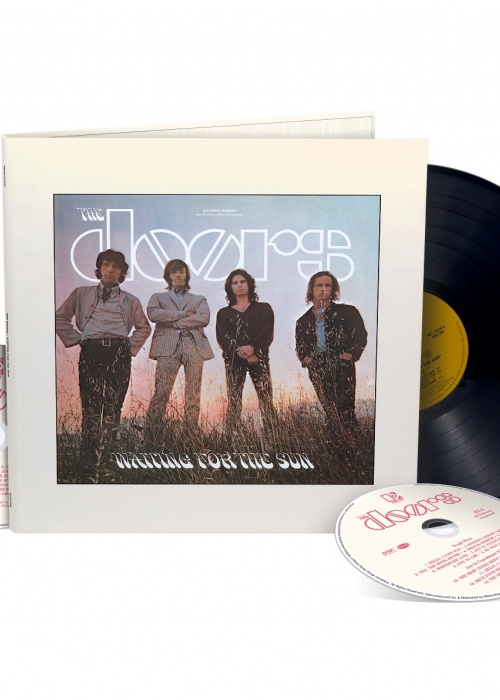 """The Doors - """"Waiting For The Sun 50th Anniversary Deluxe Edition"""""""