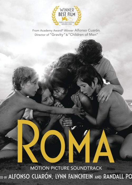 "Various Artosts - ""ROMA: Motion Picture SOUNDTRACK"""