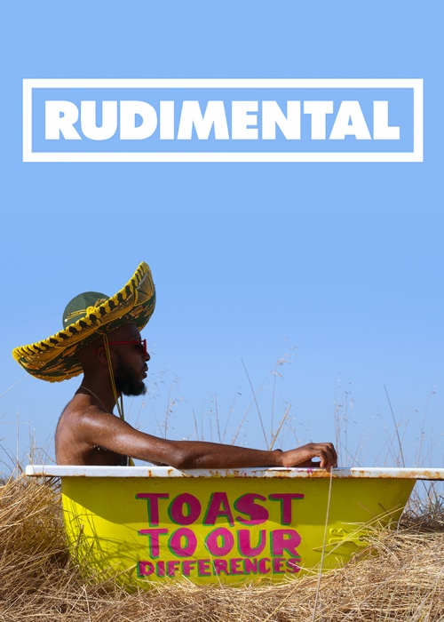 "Rudimental - ""Toast To Our Differences"""