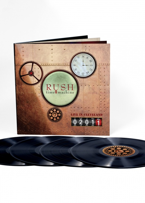 "Rush - ""Time Machine 2011: Live In Cleveland"""