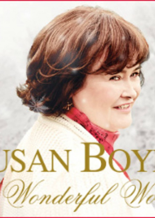 "Susan Boyle - ""A Wonderful World"""
