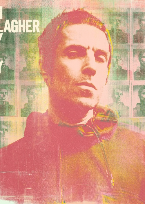 """Liam Gallagher - 'WHY ME? WHY NOT"""""""