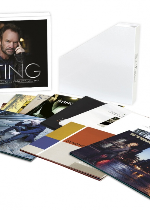 "Sting - ""The Complete Studio Collection"""