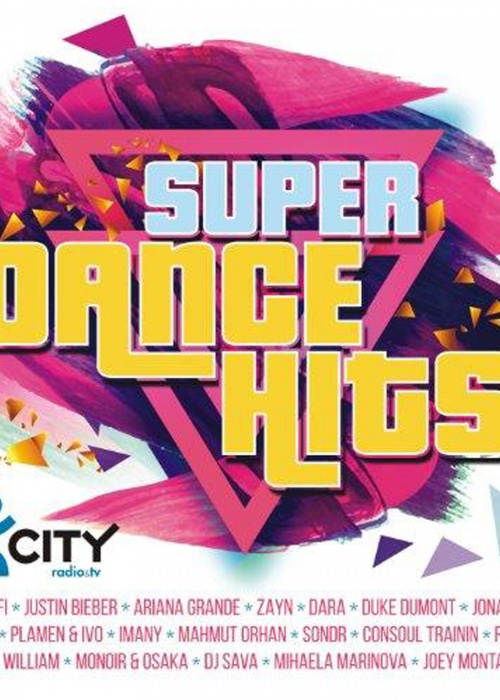 "Various Artists - ""Super Dance Hits"""