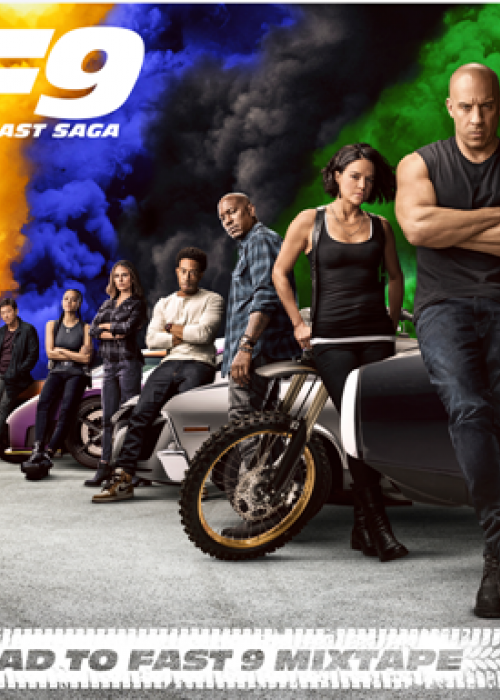 """""""ROAD TO FAST 9""""  Soundtrack - Various Artists"""