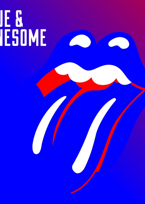 "The Rolling Stones - ""Blue & Lonesome"""