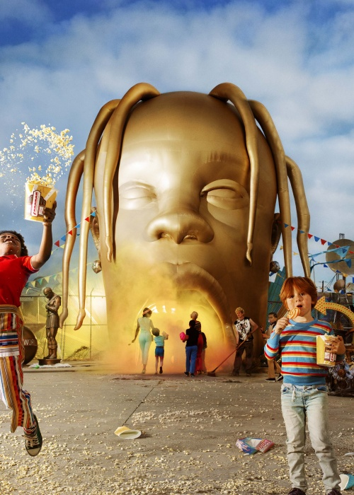 "Travis Scott – ""Astroworld"""