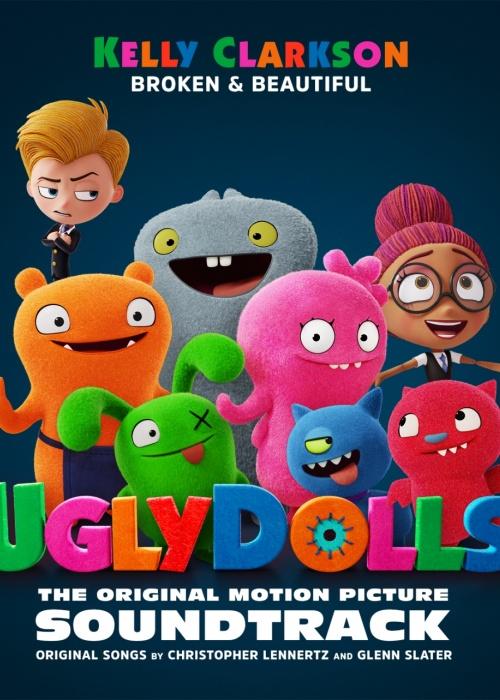 "Various Artists - ""UGLYDOLLS ORIGINAL MOTION PICTURE SOUNDTRACK"","
