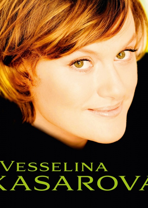 """Vesselina Kasarova - 10 CD Edition"""
