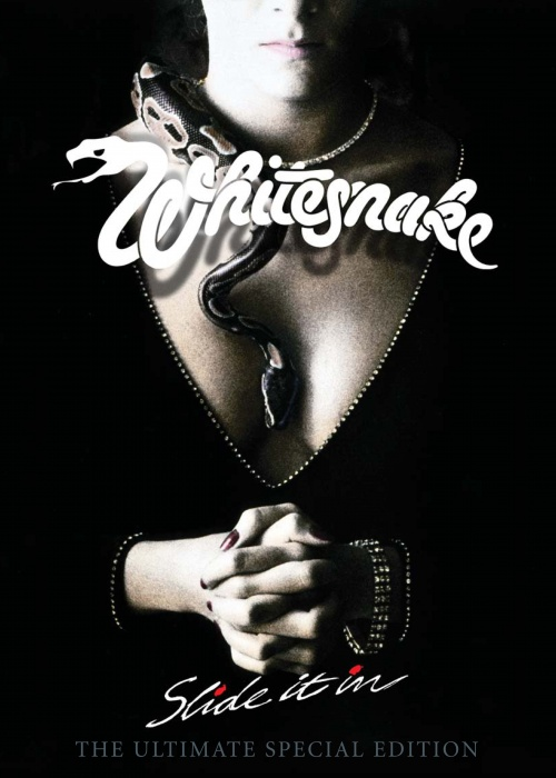 """Whitesnake - """"SLIDE IT IN: THE ULTIMATE SPECIAL EDITION"""""""