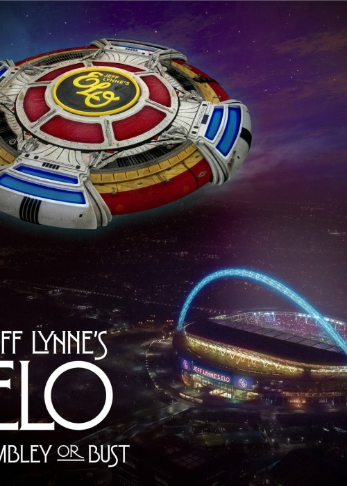 Jeff Lynne - 'Wembley Or Bust'