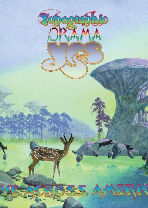 "Yes - ""Topographic Drama"""