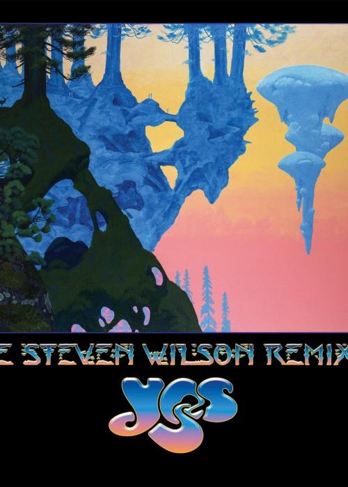 YES: THE STEVEN WILSON REMIXES
