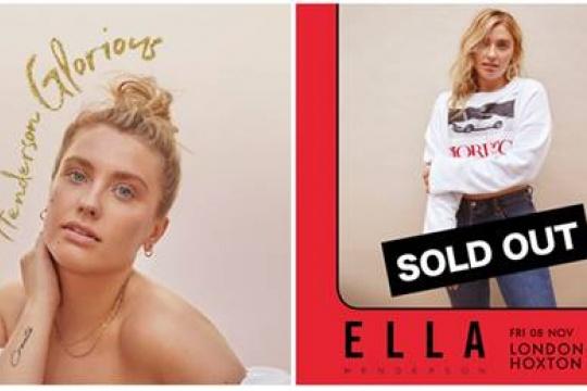 "Ella Henderson ЕР ""Glorious"""